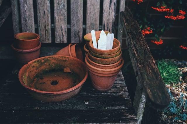 city gardening supplies